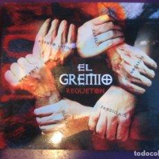 CDs de Música: EL GREMIO CD BIS 2006 - REGUETON - NEW BOYS - TECNOCARIBE - DUGLEN - PANDILLA X - . Lote 110066523