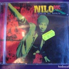 CDs de Música: NILO MC CASTILLO CD CHEWAKA 2002 - GUAJIRO DEL ASFALTO - HIP HOP - RAGGA REGGAE CUBA. Lote 110068015