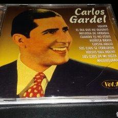 CDs de Música: CARLOS GARDEL- VOL. 1- CD. Lote 110080162