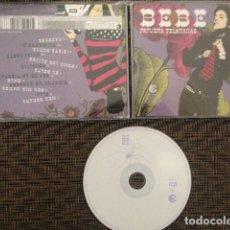 CDs de Música: CD ALBUM BEBE - PAFUERA TELARAÑAS - CD POP ROCK FUSION MESTIZAJE. Lote 110087023