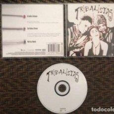 CDs de Música: CD ALBUM TRIBALISTAS - ARNALDO ANTUNES / CARLINHOS BROWN / MARISA MONTE. Lote 110087099