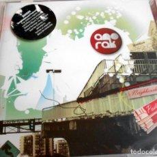 CDs de Música: ANORAK – NEIGHBOURHOOD POSTCARDS 2 CD ELECTRONIC, POP ESTILO: SYNTH-POP. Lote 110095111