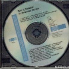 CDs de Música: RAY CONNIFF. 40 GRANDES ÉXITOS, CD 2. Lote 110111027