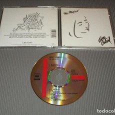 CDs de Música: ANA GABRIEL ( MI MEXICO ) - CD - 472745 2 - CBS/SONY - MI TALISMAN - VOY A SER - NO SIEMPRE SE GANA. Lote 110112079