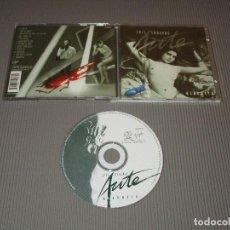 CDs de Música: LUIS EDUARDO AUTE ( ALEVOSIA ) - CD - 8410032 - VIRGIN - TIRO POR LA CULATA - ARREBATO - INVISIBLE. Lote 110116259