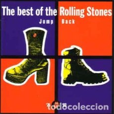 CDs de Música: THE ROLLING STONES - JUMP BACK (THE BEST OF THE ROLLING STONES '71 - '93) (VIRGIN, CD). Lote 110132411