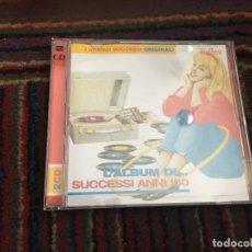 CDs de Música: L¡ALBUM DI SUCCESSI ANNI 60. Lote 110137075