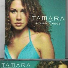 CDs de Música: TAMARA - CANTA ROBERTO CARLOS (CD, UNIVERSAL MUSIC 2004). Lote 110183107