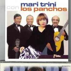 CDs de Música: MARI TRINI CON LOS PANCHOS - MISMO TITULO (DOBLE CD, VENTURA DISCOS 2001). Lote 110183515