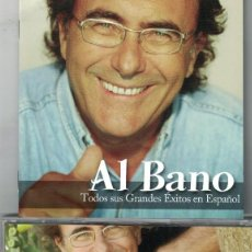 CDs de Música: AL BANO - TODOS SUS GRANDES EXITOS EN ESPAÑOL (CD + DVD, KONGA MUSIC 2008). Lote 110183779