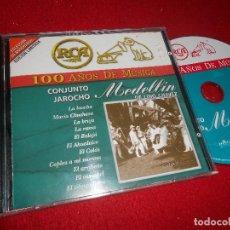 CDs de Música: CONJUNTO JAROCHO MEDELLIN DE LINO CHAVEZ CD1 CD 2001 EDICION MEXICO. Lote 110211675
