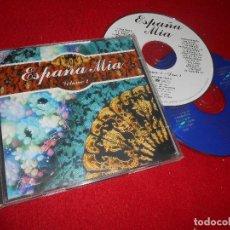 CDs de Música: ESPAÑOLA MIA VOLUMEN 2 2CD 1995 EDICION GERMANY ALEMANIA RECOPILATORIO LOLA FLORES+JUANITA REINA+ETC. Lote 110211979