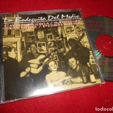 CDs de Música: LA BODEGUITA DEL MEDIO CARLOS PUEBLA+SANTIAGO+MARTINEZ+PEDRO SOSA CD 1993 EDICION ESPAÑOLA SPAIN. Lote 110212903