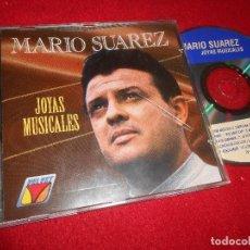 CDs de Música: MARIO SUAREZ JOYAS MUSICALES CD 1996 EDICION AMERICANA USA. Lote 110213327