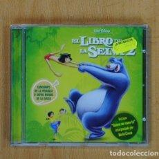 CDs de Música: VARIOS - EL LIBRO DE LA SELVA BSO - CD. Lote 110224468