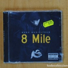 CDs de Música: VARIOS - MORE MUSIC FROM 8 MILE - CD. Lote 110226707