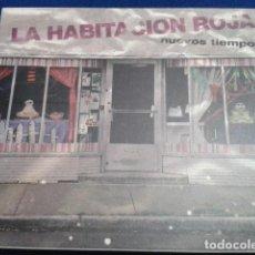 CDs de Música: CD CON FUNDA DE CARTON ( LA HABITACION ROJA - NUEVOS TIEMPOS ) 2004 MUSHROOM COMO NUEVO. Lote 110240255