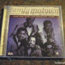 CDs de Música: CD TAMLA MOTOWN-THE TEMPTATIONS. MY GIRL + 17. 1996. Lote 110247671