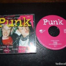 CDs de Música: PUNK PEGASUS RECORDS - RECOPILATORIO PUNK Y OI! INGLES - PEG 257 1999. Lote 110259507