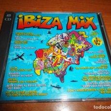 CD de Música: IBIZA MIX 94 DOBLE CD ALBUM DEL AÑO 1994 TABU G.E.M. BANDIDO D.J.SYLVAN JENS SILENZI 19 TEMAS 2 CD. Lote 190686575