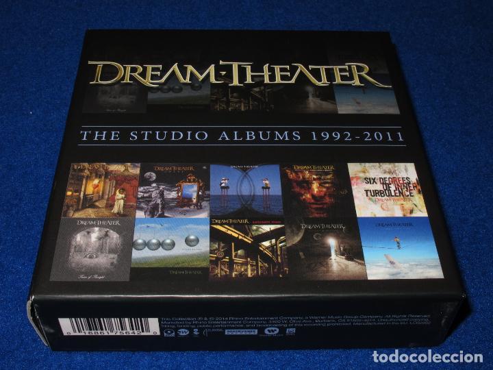 Dream theater - the studio albums 1992 - 2011 - - Sold through
