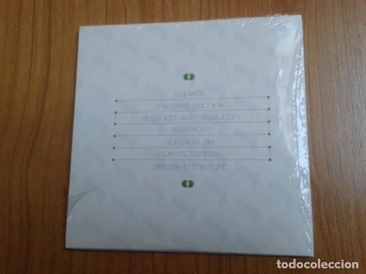 CDs de Música: Tony Calamonte - The Beat Machine - Música Electrónica - 7 Tracks - Descatalogado - Foto 3 - 110395747