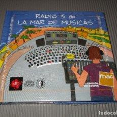 CDs de Música: RADIO 3 EN LA MAR DE MUSICAS - CD - PRECINTADO - EDICION EXCLUSIVA FNAC - LOS DE ABAJO - TOMATITO ... Lote 110397099