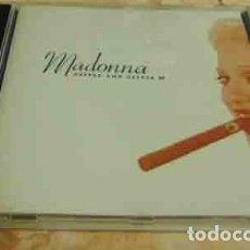 CDs de Música: MADONNA – DEEPER AND DEEPER EP - CD 12 TEMAS. Lote 110397635