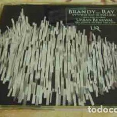 CDs de Música: BRANDY & RAY J – ANOTHER DAY IN PARADISE - CDSINGLE PROMO. Lote 110400487