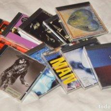 CDs de Música: LOTE DE 10 DISCOS CD - GRUPOS Y ARTISTAS VARIADOS - FUNCIONAN - HAZME UNA OFERTA - LOTE 02. Lote 110411011