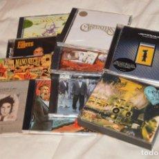 CDs de Música: LOTE DE 10 DISCOS CD - GRUPOS Y ARTISTAS VARIADOS - FUNCIONAN - HAZME UNA OFERTA - LOTE 03. Lote 110411299