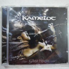 CDs de Música: KAMELOC - GHOST OPERA - CD 2007 MADE IN GERMANY . Lote 110418903