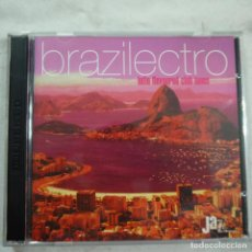 CDs de Música: BRAZILECTRO - LATIN FLAVOURED CLUB TUNES - 2 CDS 2000 MADE IN GERMANY . Lote 110419063