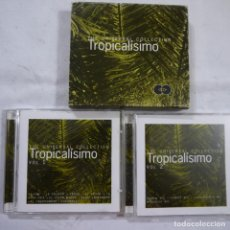 CDs de Música: TROPICALISIMO - THE UNIVERSAL COLLECTION - 2 CDS . Lote 110419227