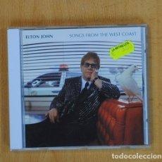 CDs de Música: ELTON JOHN - SONGS FROM THE WEST COAST - CD. Lote 110440842