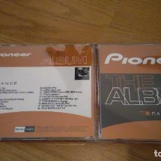 CDs de Música: RECOPILATORIO PIONEER, THE ALBUM VOL. 4 DANCE. Lote 110470823