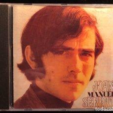 CDs de Música: JOAN MANUEL SERRAT JOAN MANUEL SERRAT. Lote 110476275