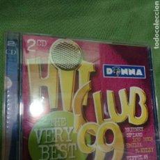 CDs de Música: HUT CLUB 99. Lote 110503780