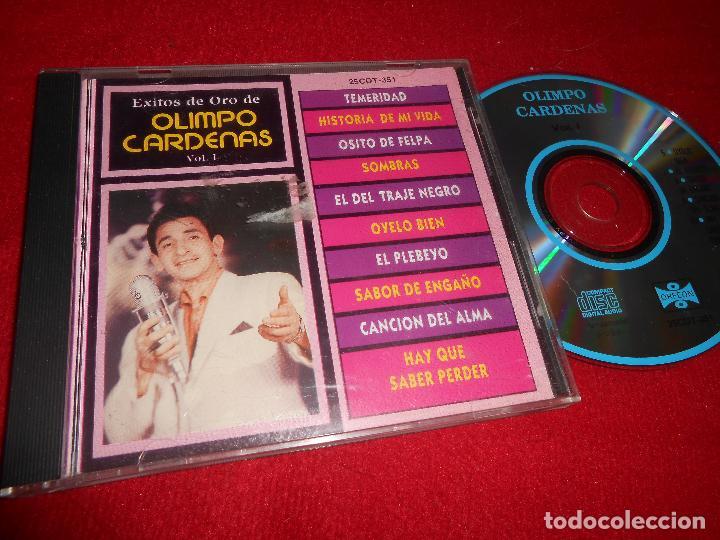 OLIMPO CARDENAS VOLUMEN I CD EDICION AMERICANA USA (Música - CD's Latina)