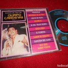 CDs de Musique: OLIMPO CARDENAS VOLUMEN I CD EDICION AMERICANA USA. Lote 110551759
