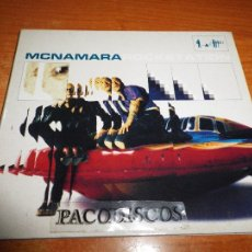 CDs de Música: FABIO MCNAMARA ROCKSTATION CD ALBUM AÑO 2000 LUIS MIGUELEZ PEDRO ALMODOVAR MOVIDA JUAN TORMENTO. Lote 110383879