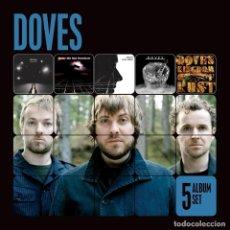 CDs de Música: DOVES * BOX * 5 ALBUM SET * CAJA PRECINTADA!!. Lote 151993462