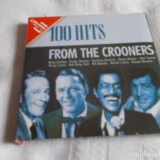 CDs de Música: 100 HITS FROM THE CROONERS. Lote 110621687