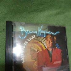 CDs de Música: BENNY NEYMAN. LATER IS TE LAAT. Lote 110632206