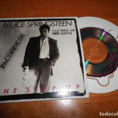 CDs de Música: BRUCE SPRINGSTEEN ONE STEP UP MINI CD SINGLE 3 PULGADAS 1988 AUSTRIA CONTIENE 3 TEMAS MUY RARO. Lote 110656747