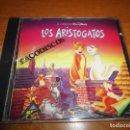 CDs de Música: LOS ARISTOGATOS BANDA SONORA CANTADO EN ESPAÑOL CD ALBUM 1994 ESPAÑA 17 TEMAS. Lote 110666867