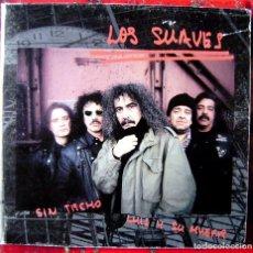 CDs de Música: LOS SUAVES.SIN TECHO + LUIS Y SU MUJER..CD SINGLE 2 TEMAS...PROMO. Lote 110683575