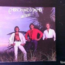 CDs de Música: CD EMERSON, LAKE & PALMER LOVE BEACH ROCK PROGRESIVO 70'S DIGIPACK. Lote 110703579