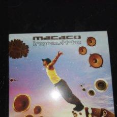 CDs de Música: MACACO / INGRAVITTO / CD PROMOCIONAL / DISCO COMPLETO. Lote 110710630