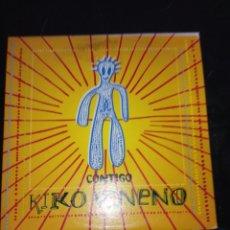 CDs de Música: KIKO VENENO / CD SINGLE / CONTIGO. Lote 110713639